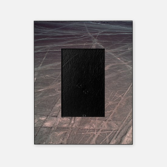 Nazca lines Picture Frame