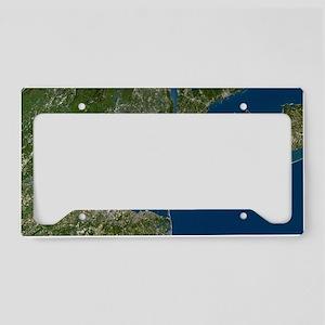 New York City License Plate Holder