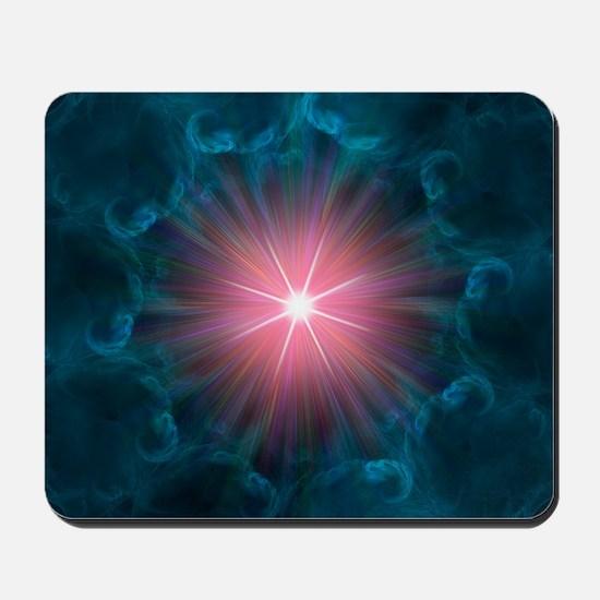 Big Bang, conceptual artwork Mousepad