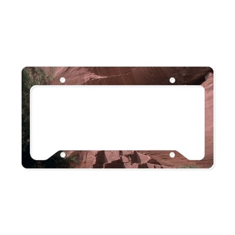 Native American Ruins License Plate Holder By Admin Cp66866535