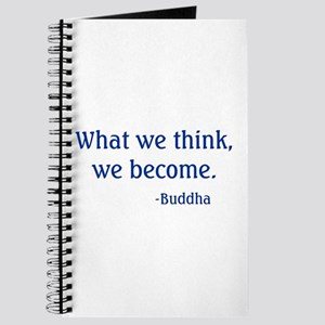What We Think Journal