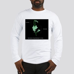 Moss anatomy, artwork Long Sleeve T-Shirt