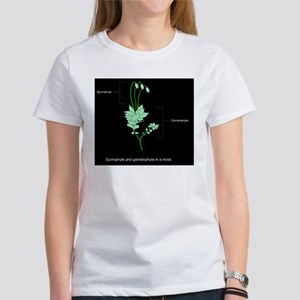 Moss anatomy, artwork Women's T-Shirt