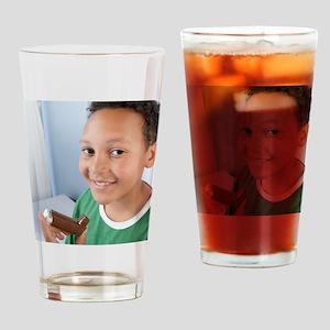 Asthma inhaler Drinking Glass