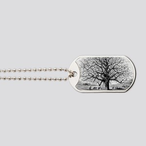 Monkeybread tree, 19th century Dog Tags