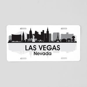 LasVegas Aluminum License Plate