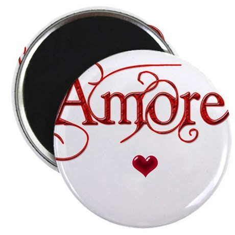 "Amore 2.25"" Magnet (10 pack)"