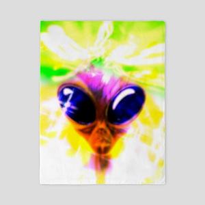Alien, artwork Twin Duvet