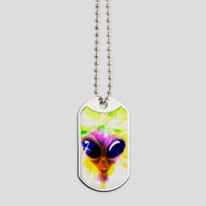 Alien, artwork Dog Tags