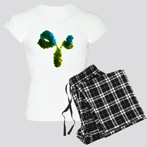 Antibody, artwork Women's Light Pajamas