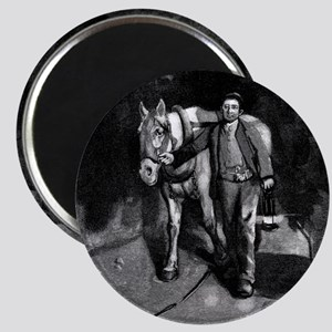 Mining, 19th century Magnet
