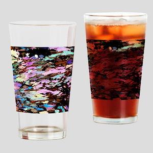 Mica, light micrograph Drinking Glass
