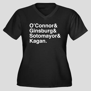 79965e7b0e5d0 Supreme Court Women s Plus Size T-Shirts - CafePress