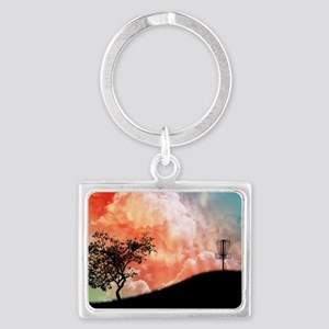 Basket On A Hill Keychains