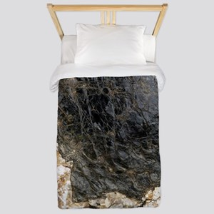Mica inclusion Twin Duvet
