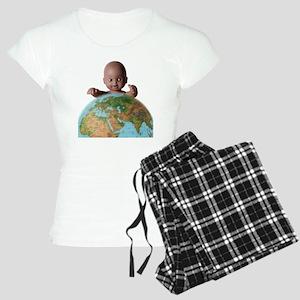 Adoption,conceptual image Women's Light Pajamas