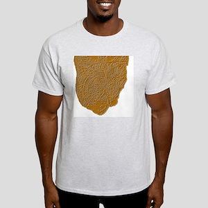Map of Mesopotamia Light T-Shirt
