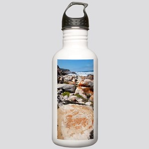 Manganese oxide, dendr Stainless Water Bottle 1.0L