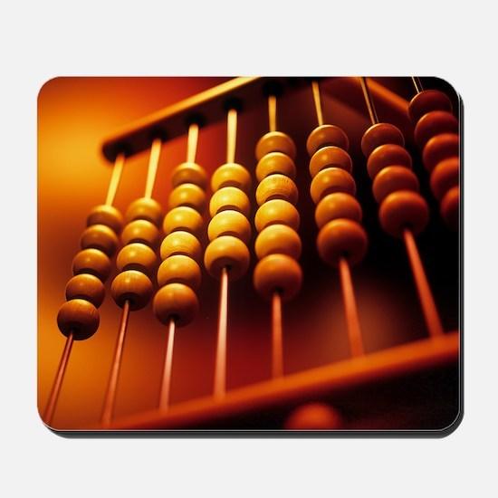 Abacus Mousepad