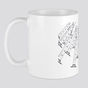 Measuring cylinders Mug