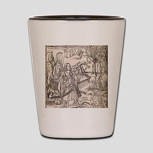 Mathematical logic, 1503 Shot Glass