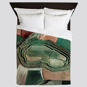 Maiden Castle Queen Duvet