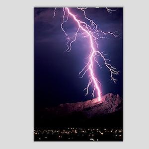 Lightning over Tucson Postcards (Package of 8)