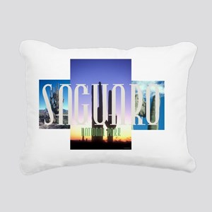 saguaro2a Rectangular Canvas Pillow