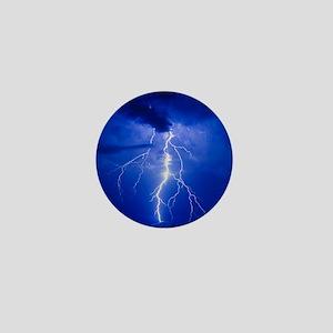 Lightning in Arizona Mini Button