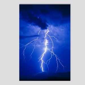 Lightning in Arizona Postcards (Package of 8)
