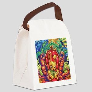 Rabbit master Canvas Lunch Bag
