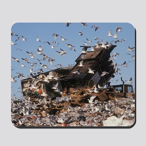 Landfill site Mousepad