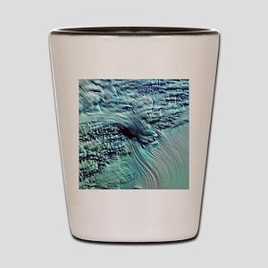 Lambert Glacier, Antarctica Shot Glass