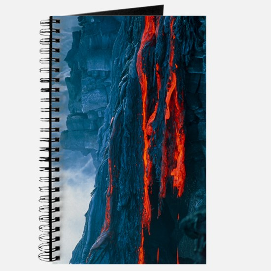 Lava flow Journal