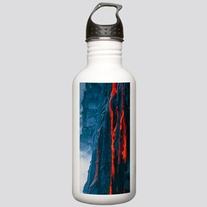 Lava flow Stainless Water Bottle 1.0L