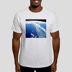 Jet stream clouds Light T-Shirt