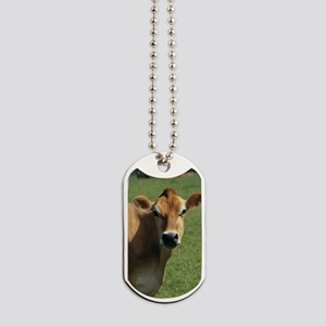 Jersey cow Dog Tags
