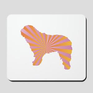 Spanish Rays Mousepad