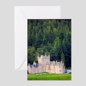 Invercauld House, Scotland, UK Greeting Card
