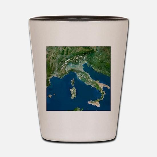 Italy Shot Glass