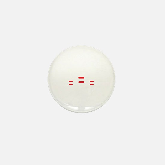 The Perfect Bowling Game Mini Button
