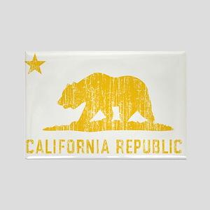 Vintage California Republic Rectangle Magnet