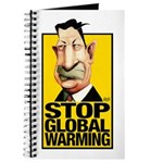 Stop Global Warming -- Journal