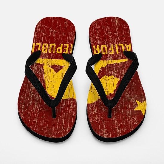 VintageCalifornia Flip Flops