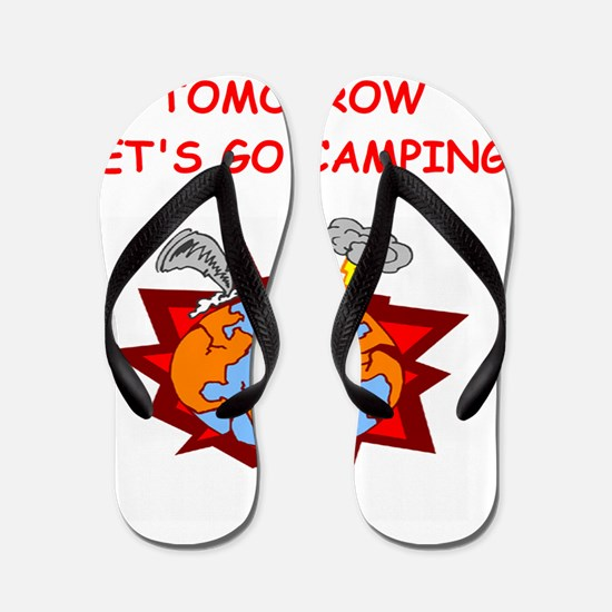camping Flip Flops