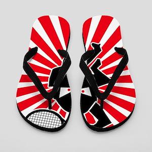 Net Ninja Flip Flops