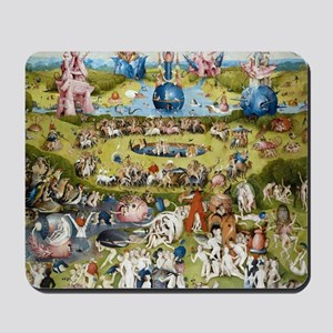 The Garden of Earthly Delights Mousepad