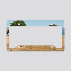 Indricotherium License Plate Holder
