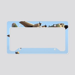 IAF C-130 Hercules License Plate Holder