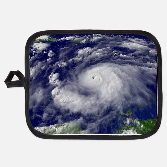 Hurricane Emily, 14th July 2005 Potholder